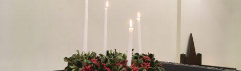 12月13日在宅礼拝